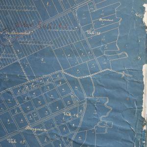 Kaart Veenhuizen